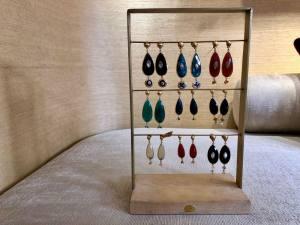 Gas bijoux créateur à Marseille boucle d'oreilles