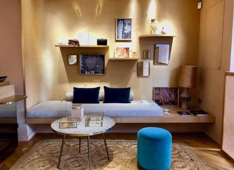 Gas bijoux créateur à Marseille salon