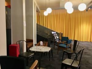 Les Varietes Cinema in Marseille (interior)