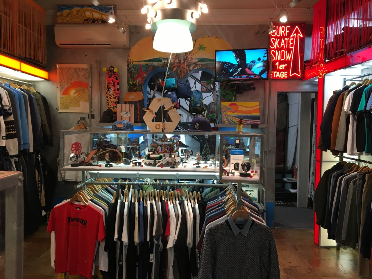 Surf shop Marseille