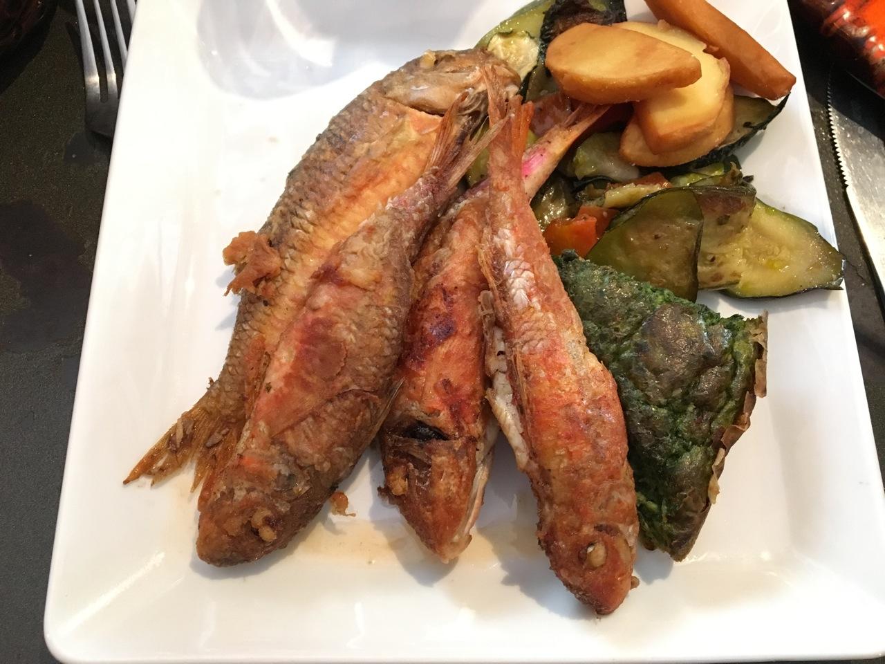 Restaurant de poissons Marseille