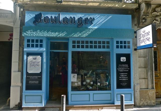 Boulangerie bio Marseille
