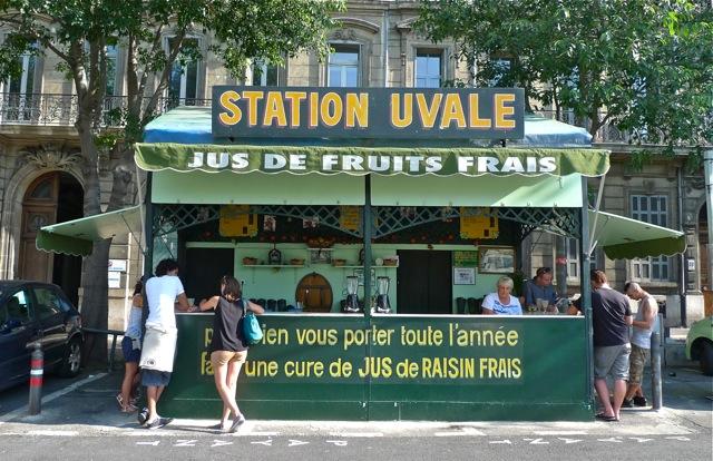 Station Uvale Marseille
