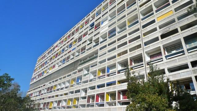 La Cité Radieuse Marseille