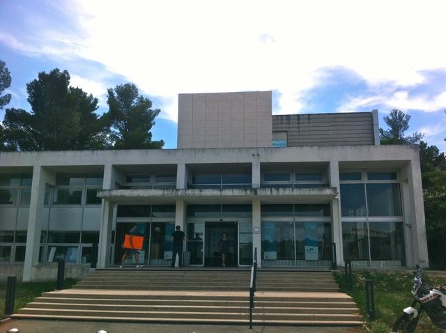 Ecole nationale sup rieure d 39 architecture de marseille Ecole architecture