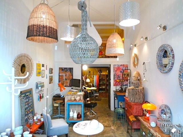 Déco et mobilier vintage Marseille