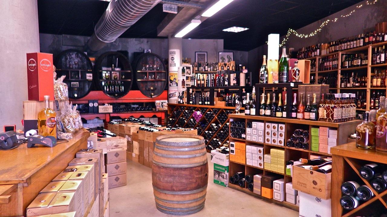 Caves à vins Marseille