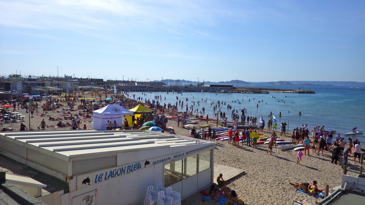 Vaggy love spots marseille for Piscine marseille pointe rouge