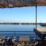 Au bord de l'eau l'Estaque Marseille