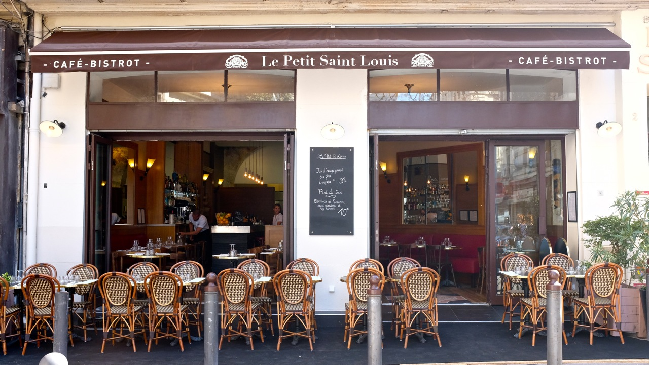 bistrot marseille le petit saint louis love spots. Black Bedroom Furniture Sets. Home Design Ideas
