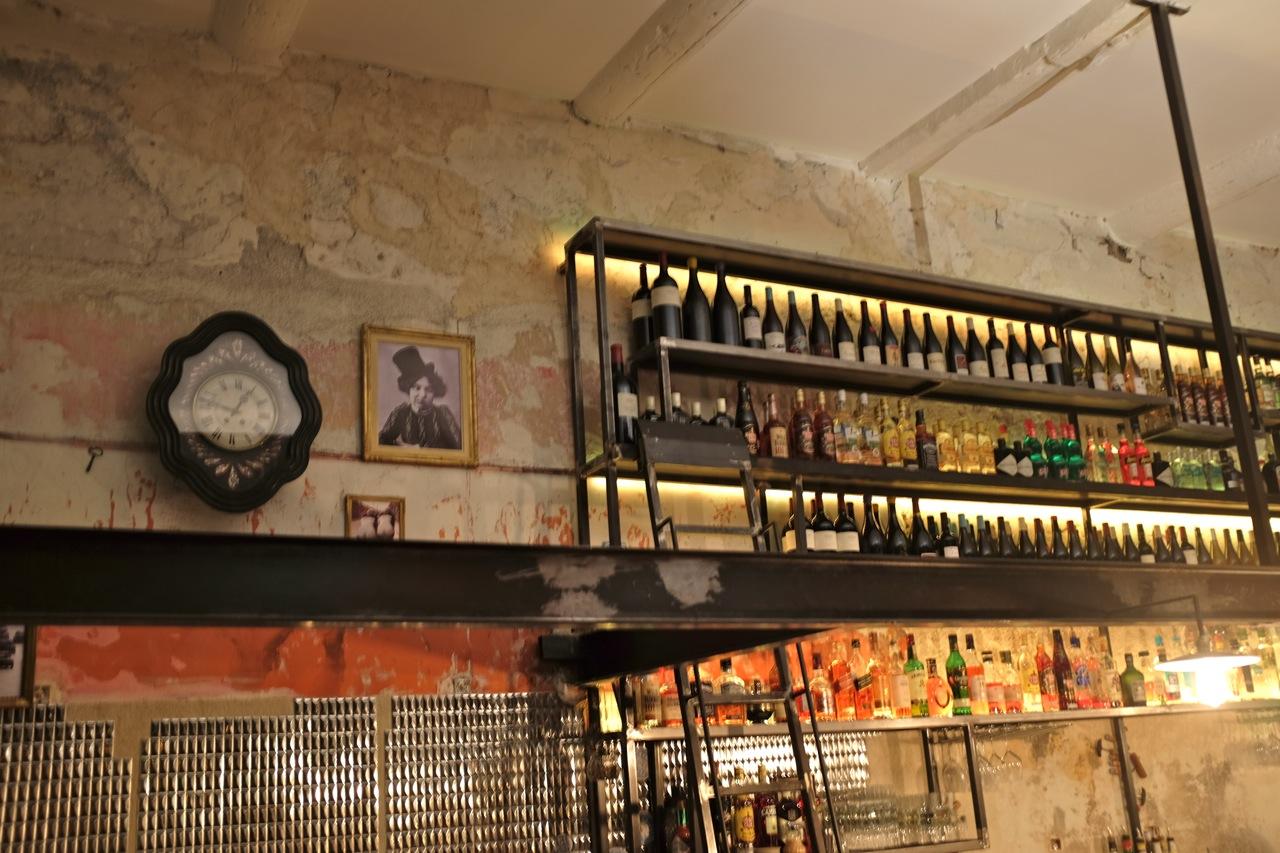 Bar à cocktails Marseille