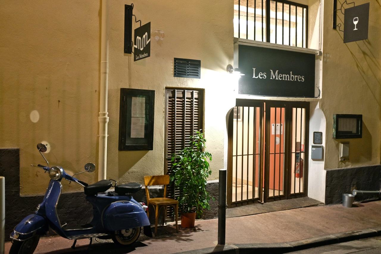 Bars Marseille