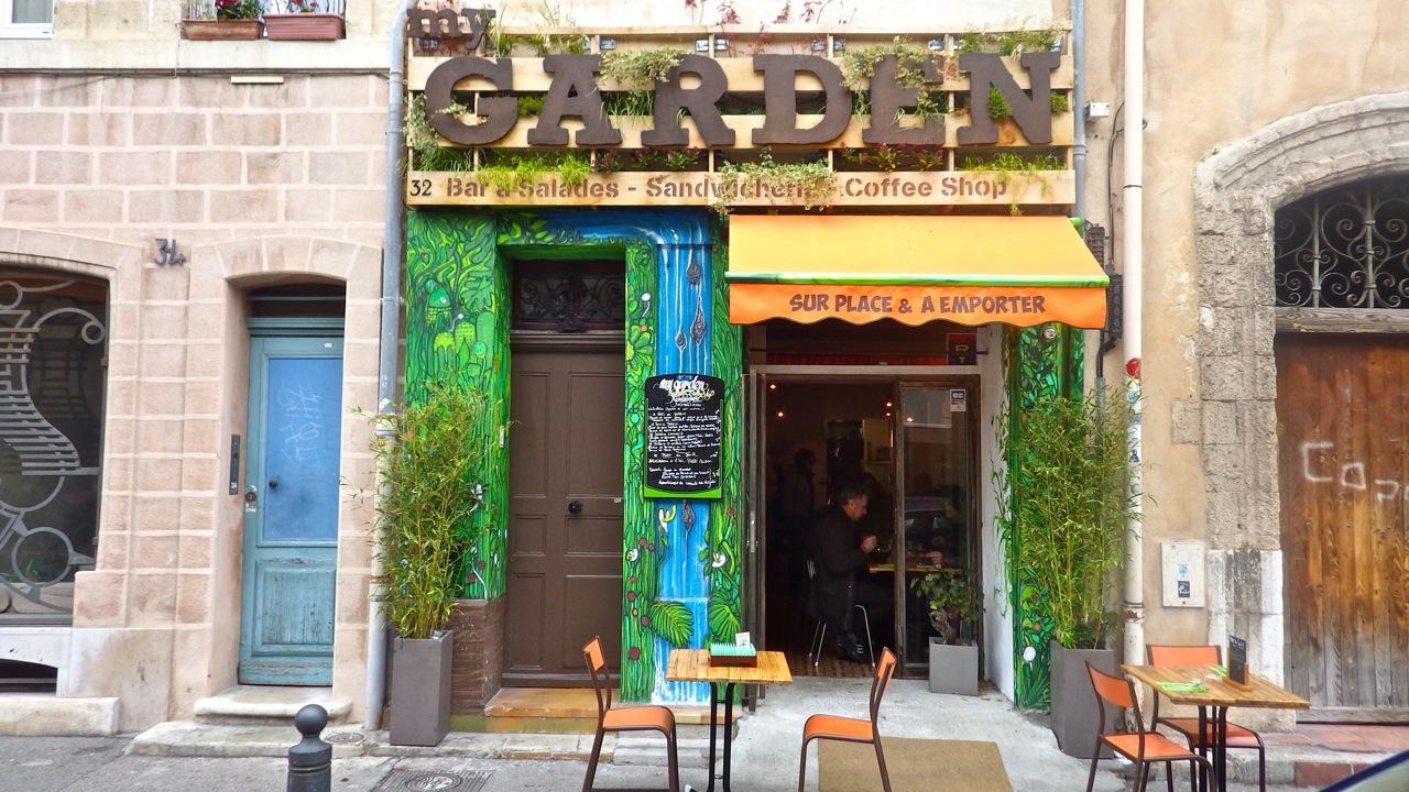 Bar à salades Marseille