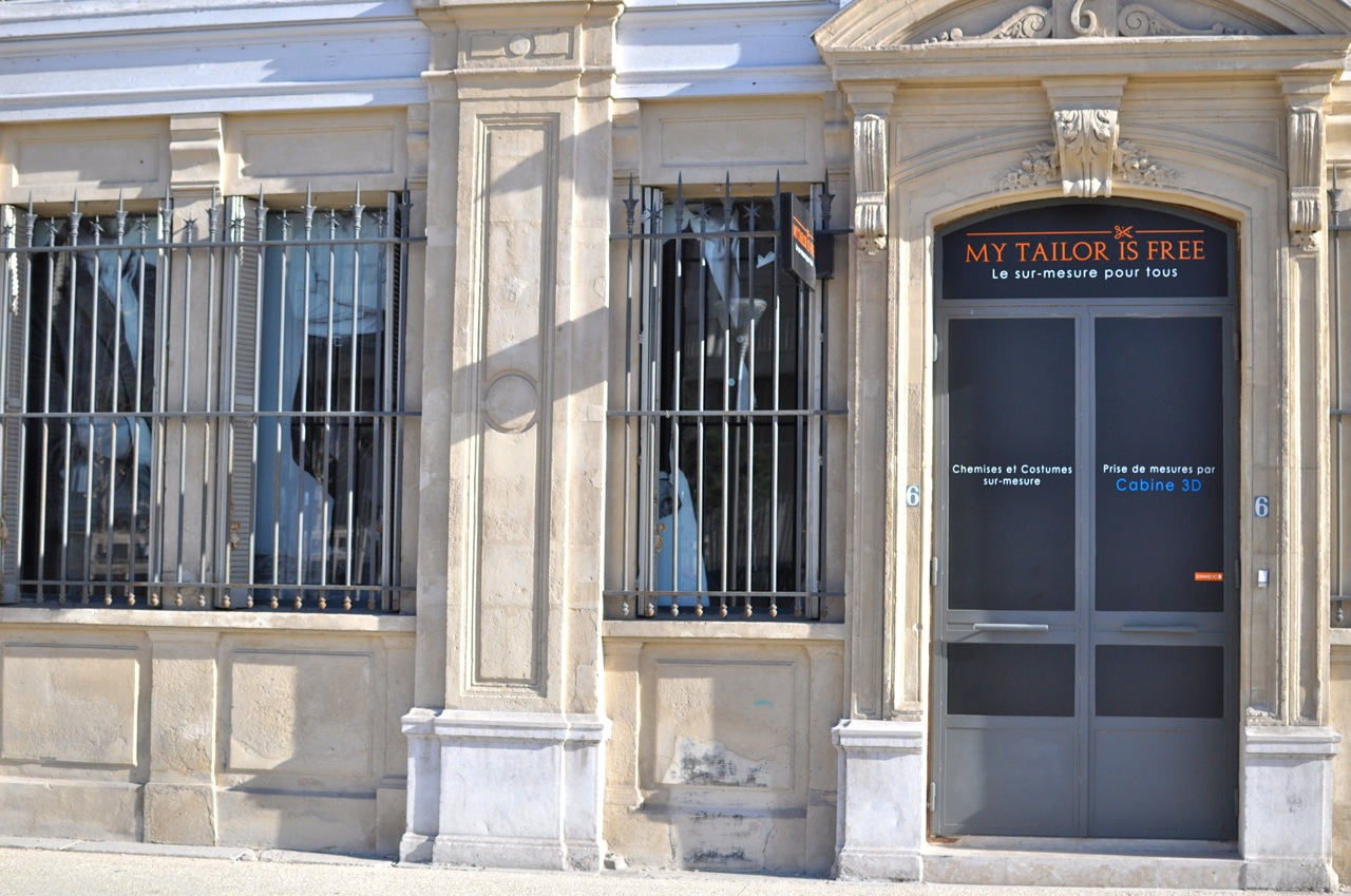 Tailleur Marseille