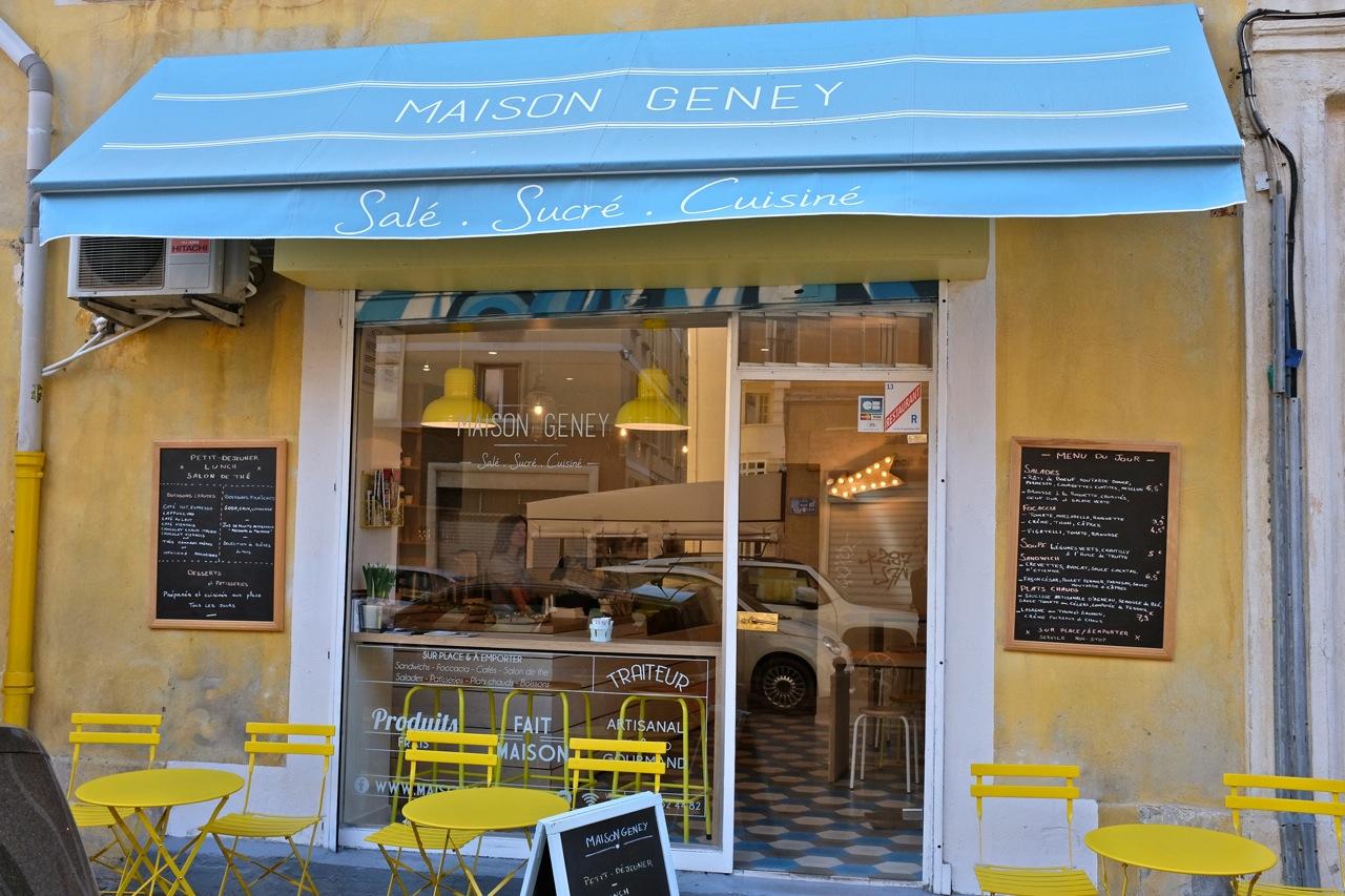 Salon de th marseille maison geney love spots for Salon ce marseille