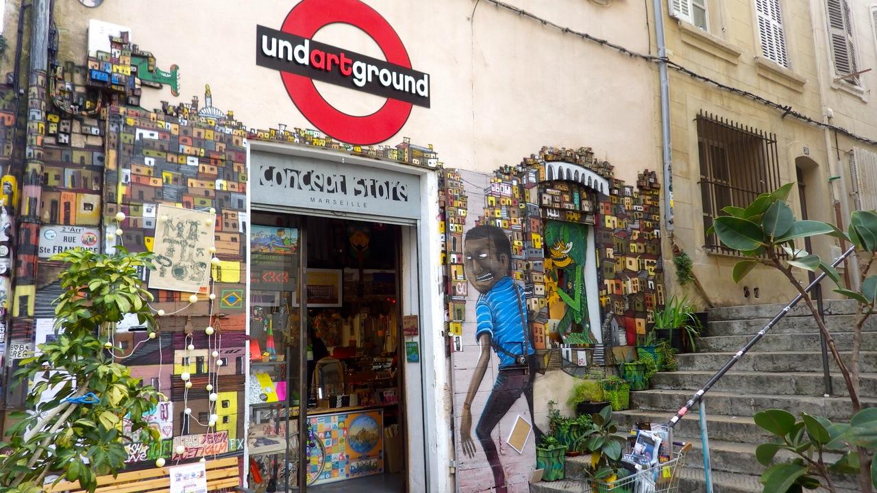 Street-art Marseille