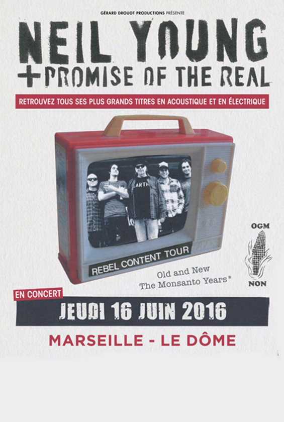 Folk concert Marseille