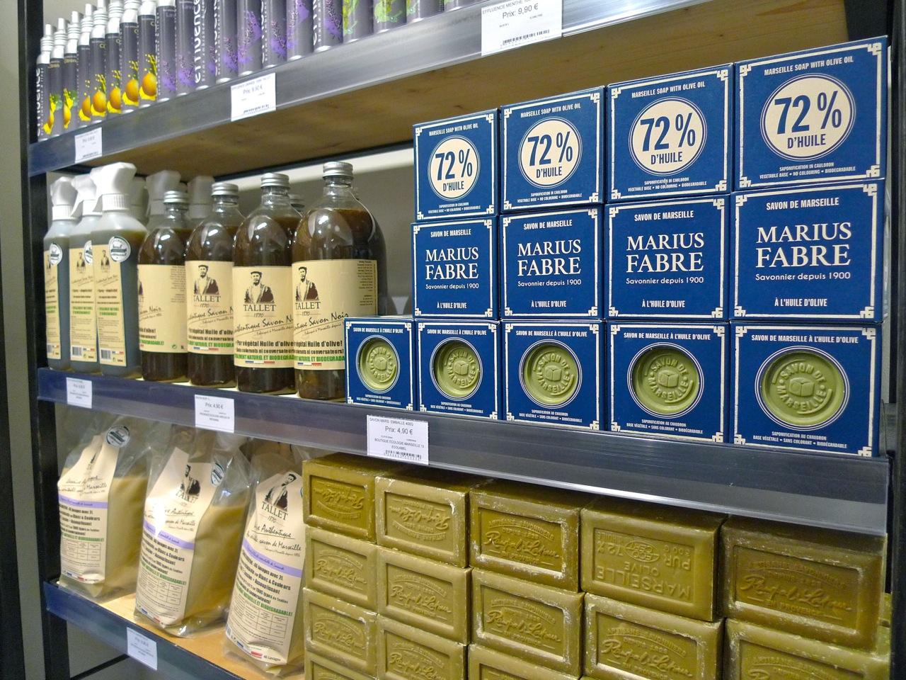 épicerie bio marseille
