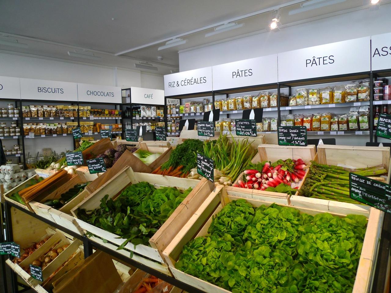 Organic deli Marseille