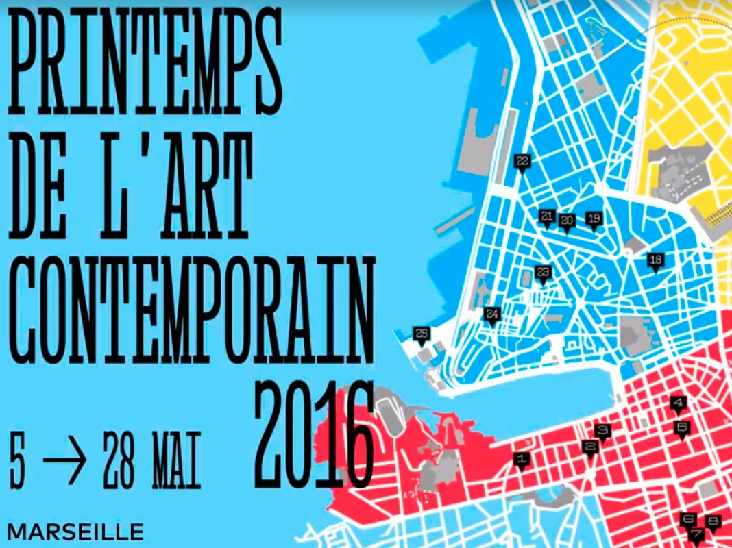 Art contemporain Marseille