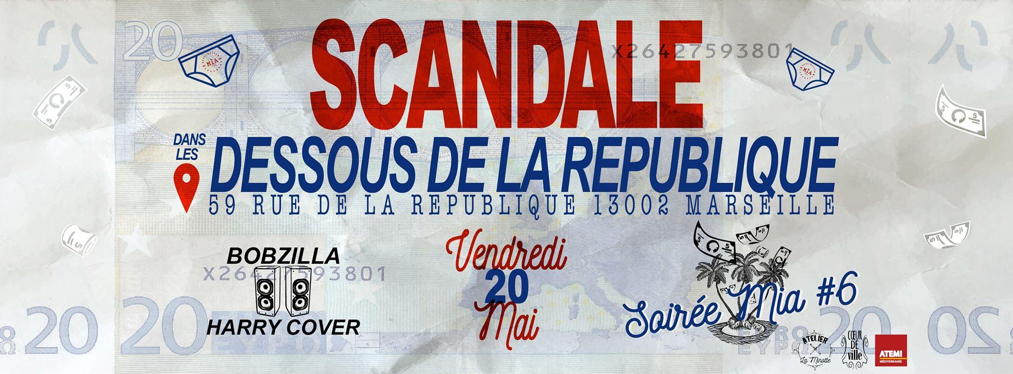 Soirée à Marseille