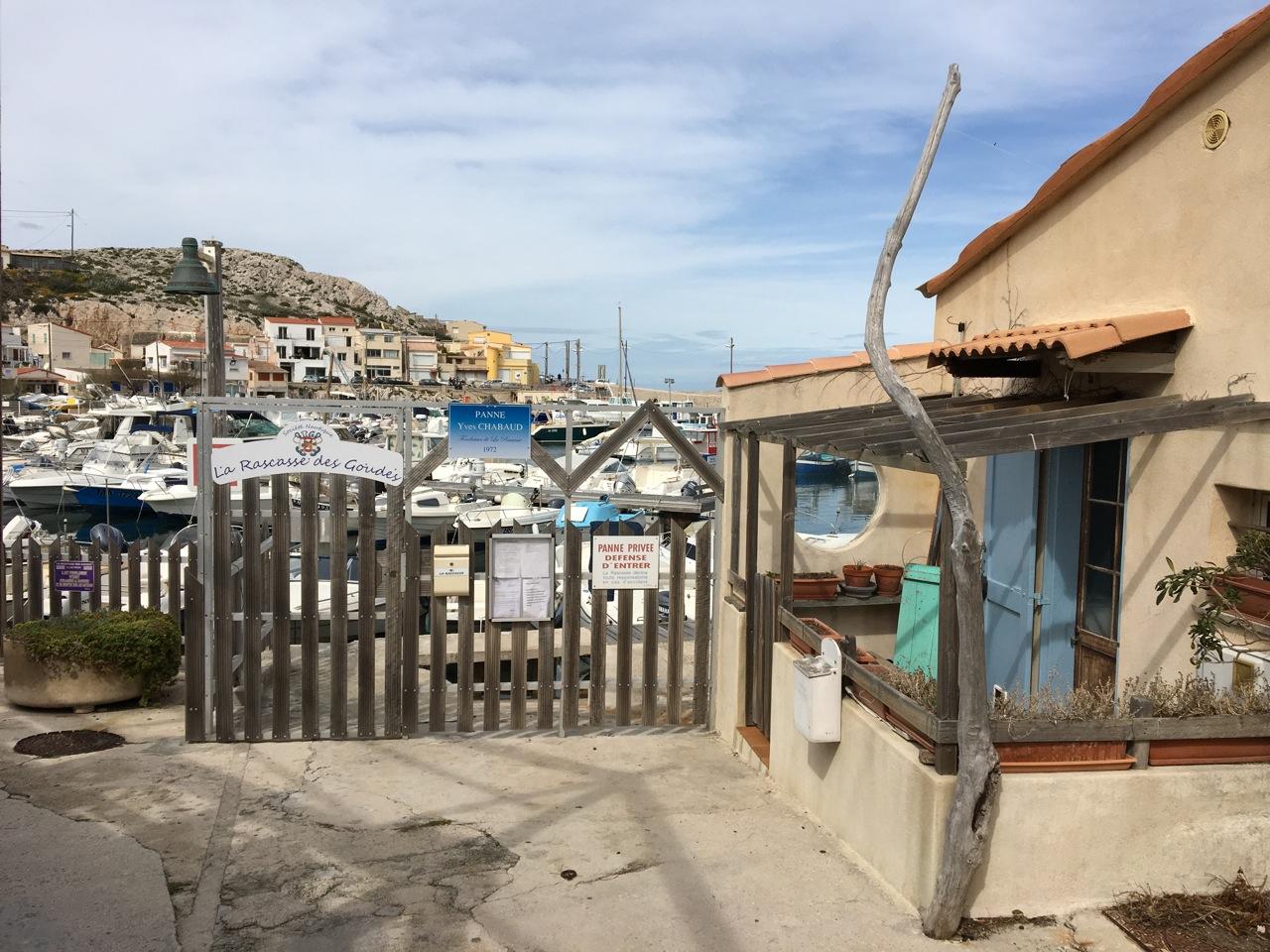 Village des Goudes