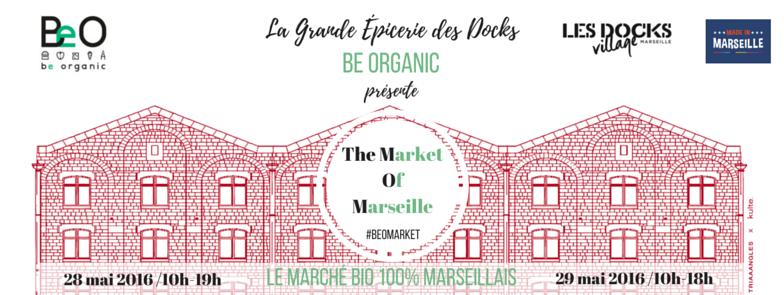marché bio marseille