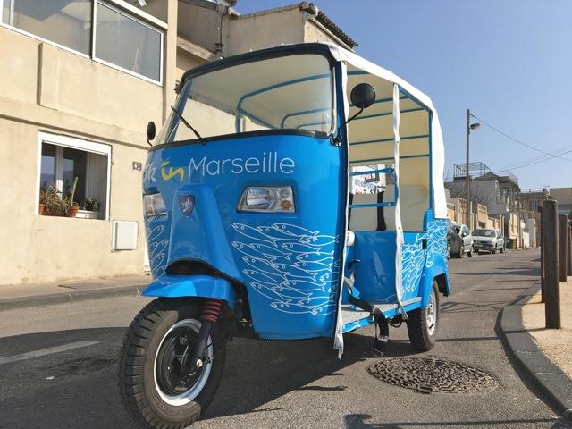 Ride Marseille