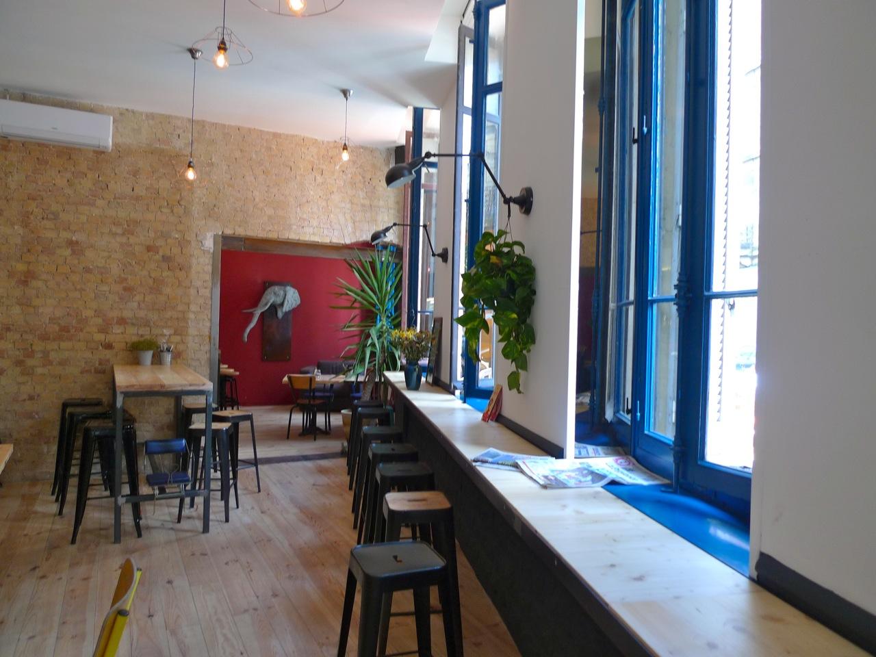 Restaurant Quartier Chave Marseille