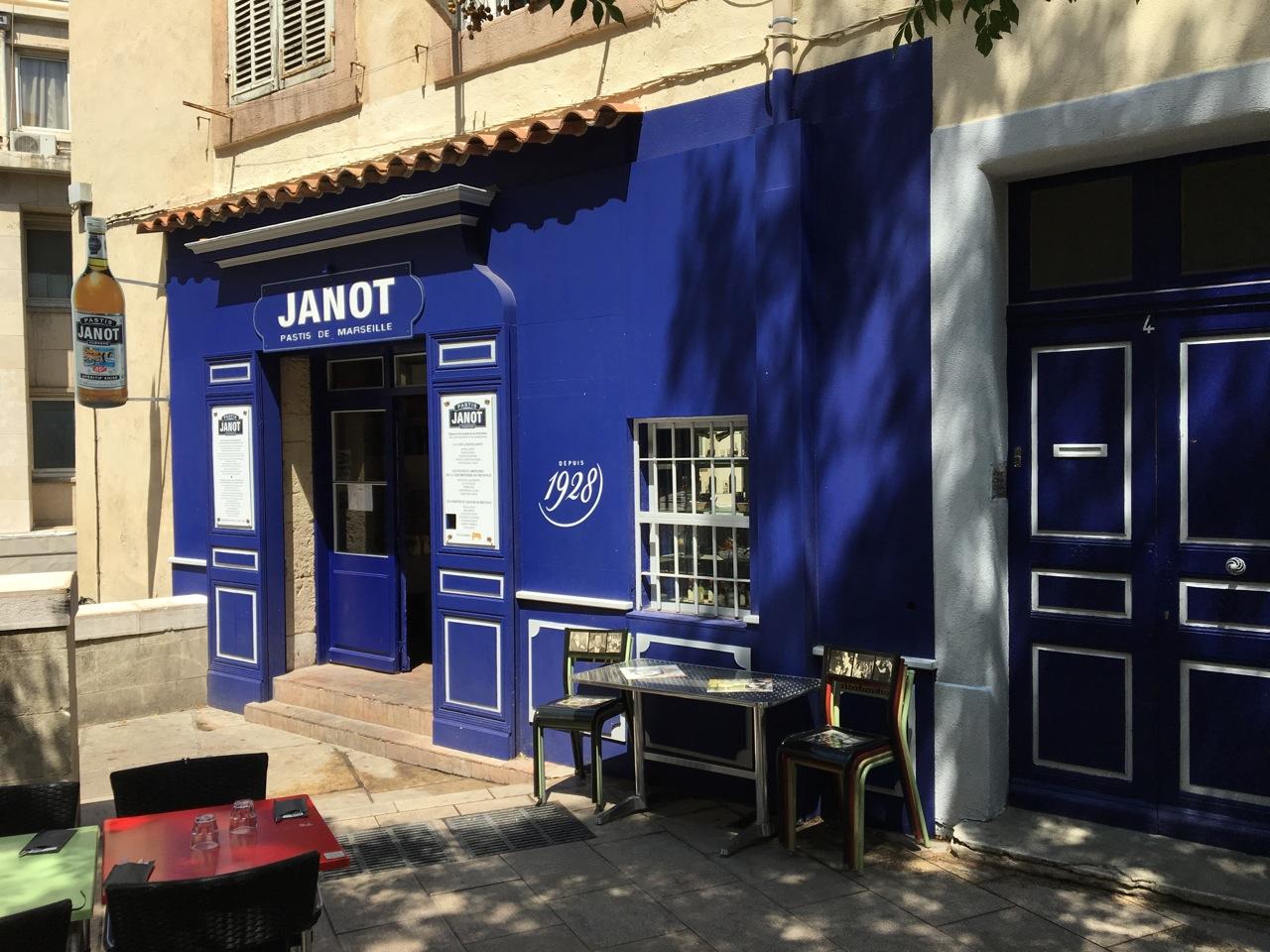 Pastis Marseille