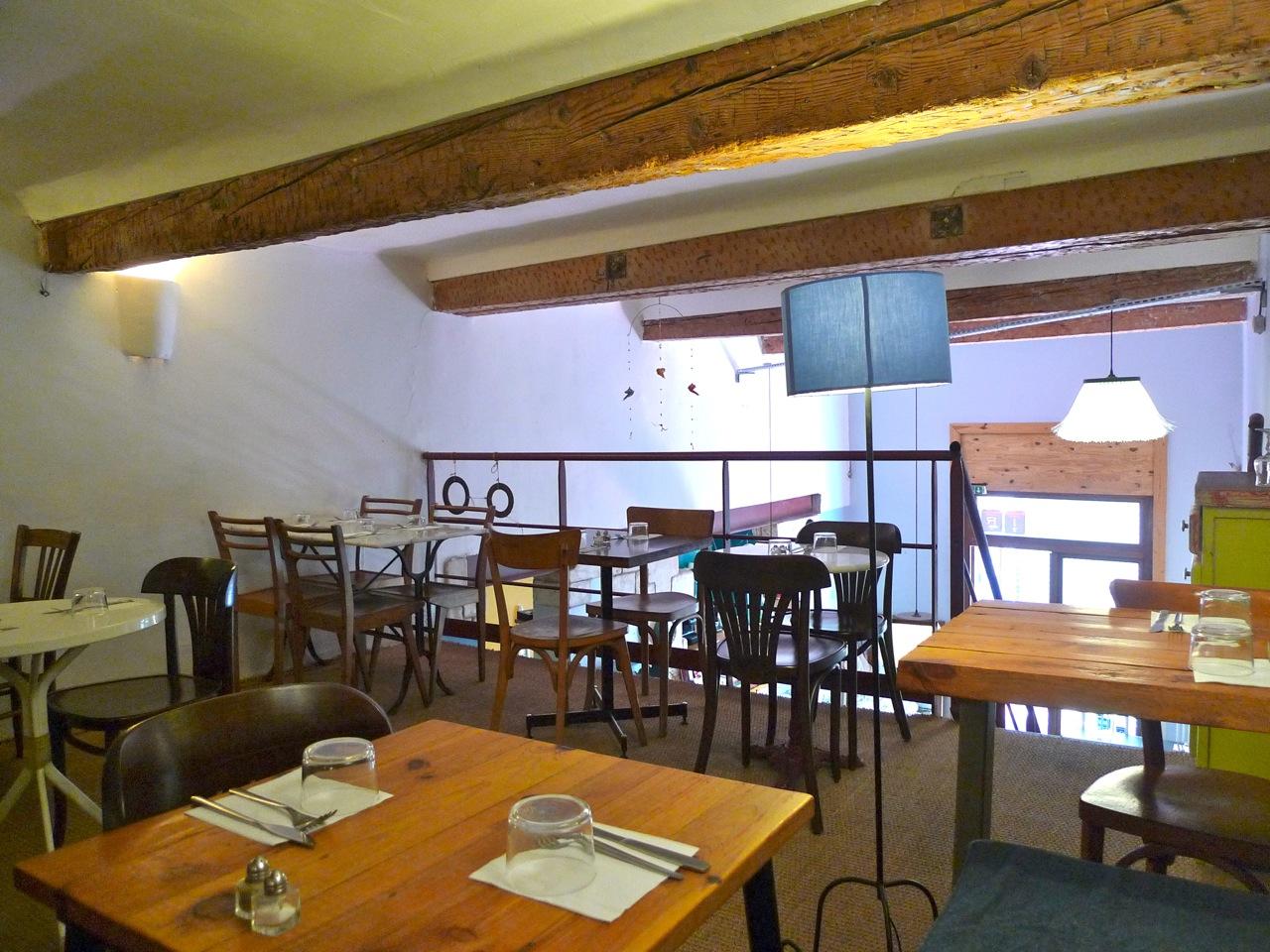 Restaurant bio Marseille