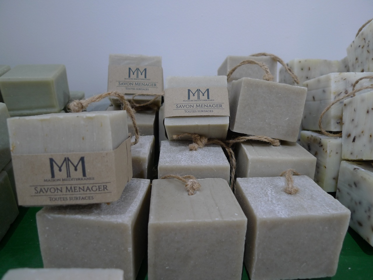 Organic soap Marseille