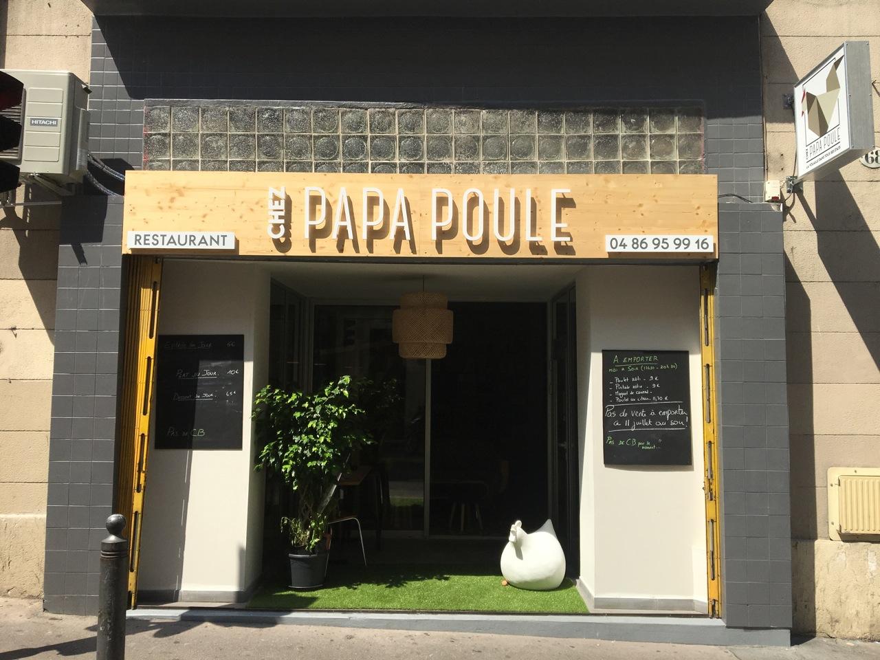 Restaurant à Marseille