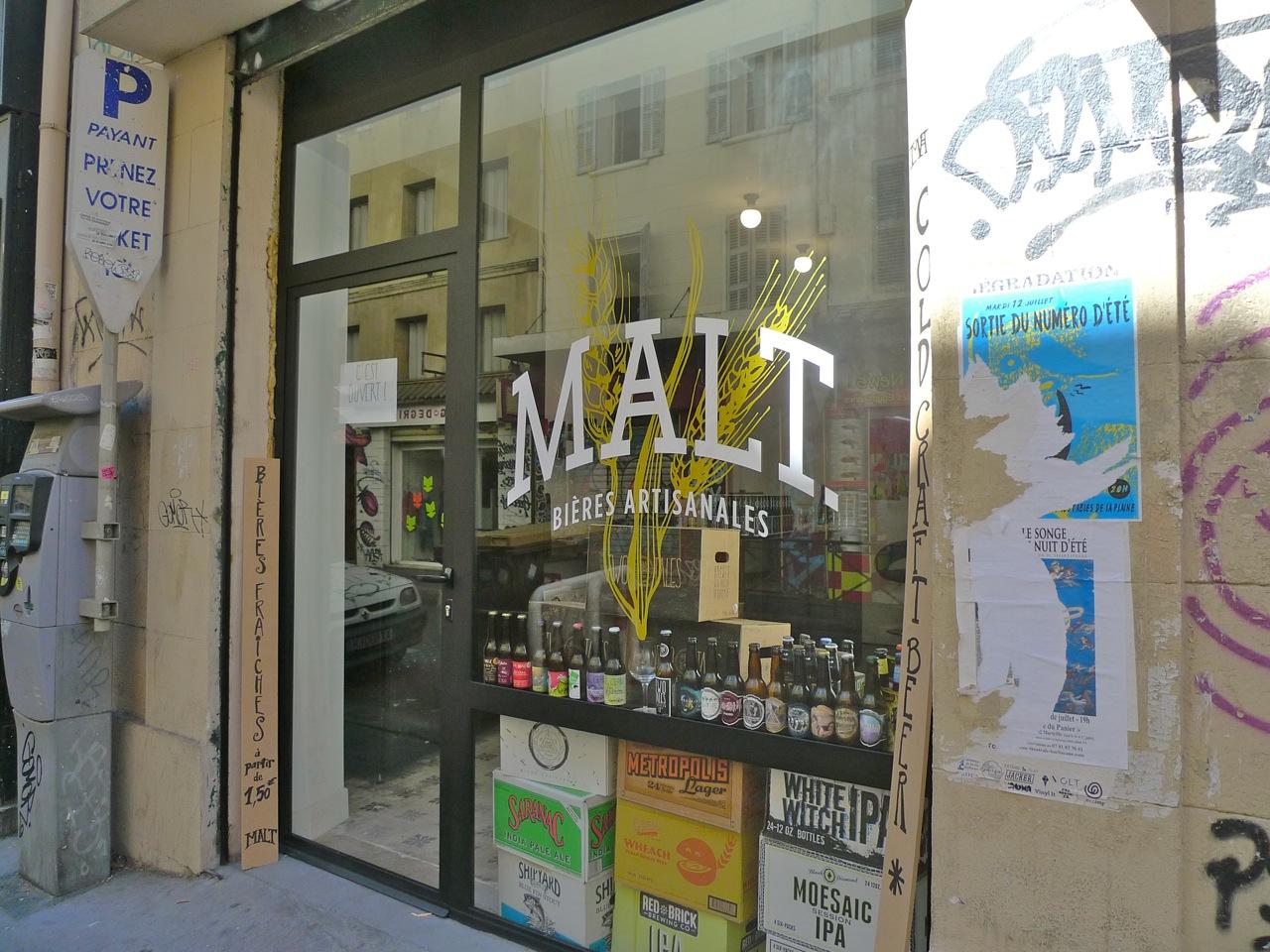 Bières Marseille
