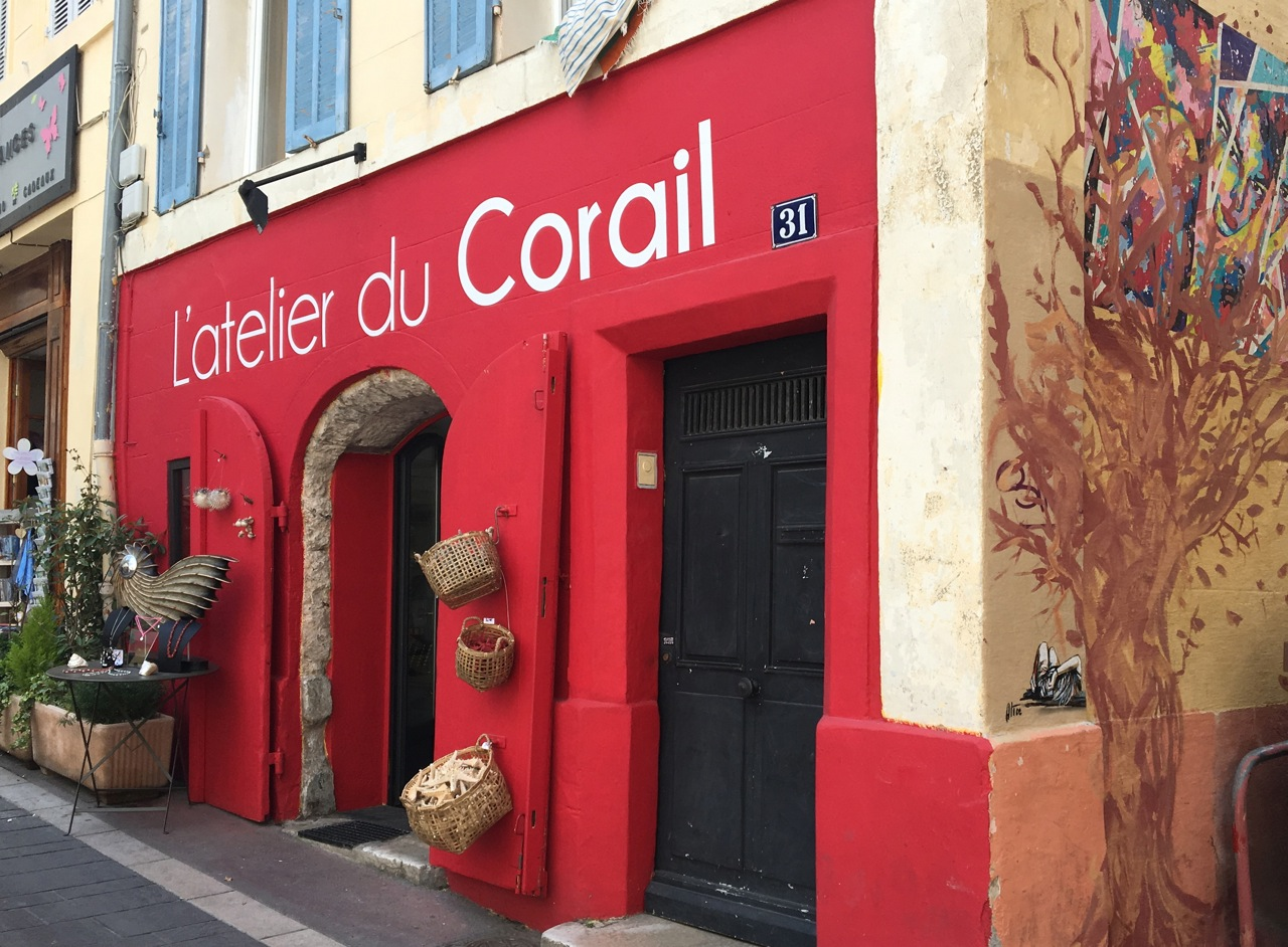 Corail Marseille