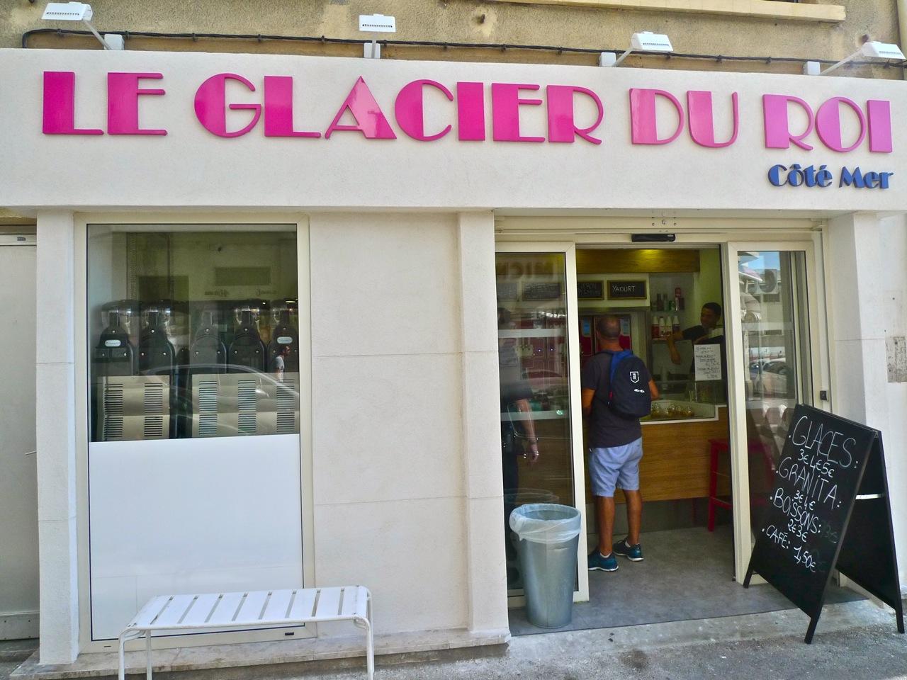 Ice-cream Marseille