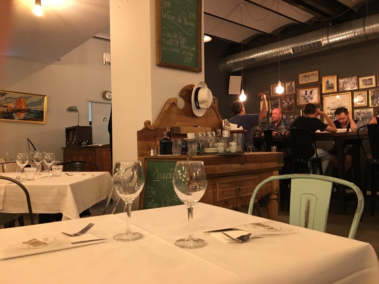 Pizza restaurant Marseille
