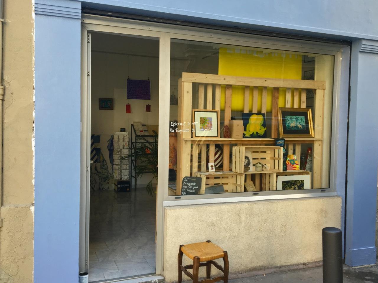 Épicerie d'art