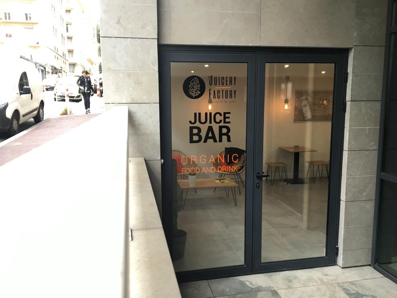 Bar à jus Marseille