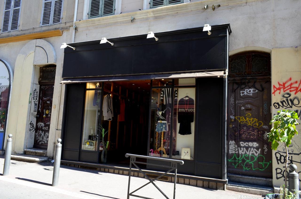Friperie Marseille