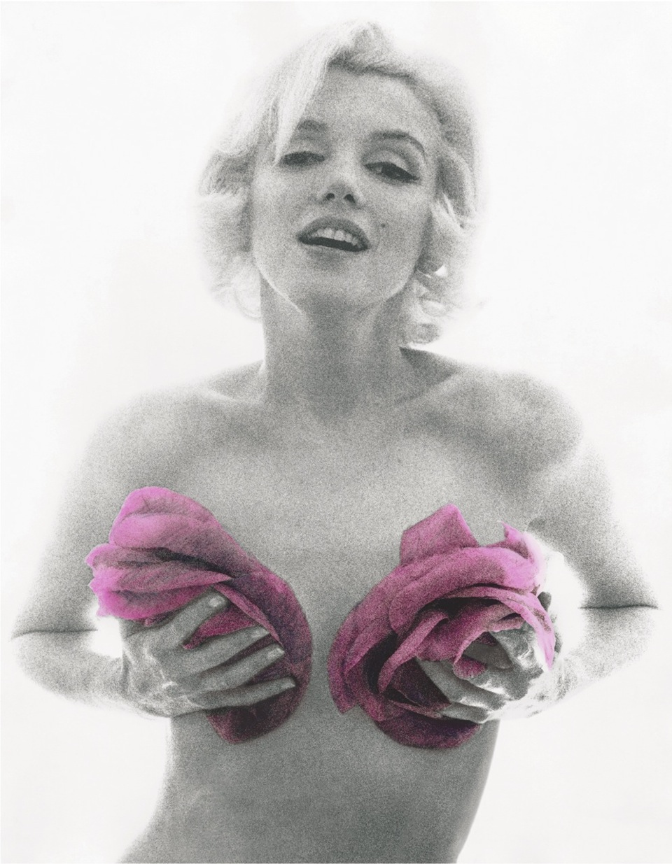 Marilyn Monroe / I wanna be loved by you