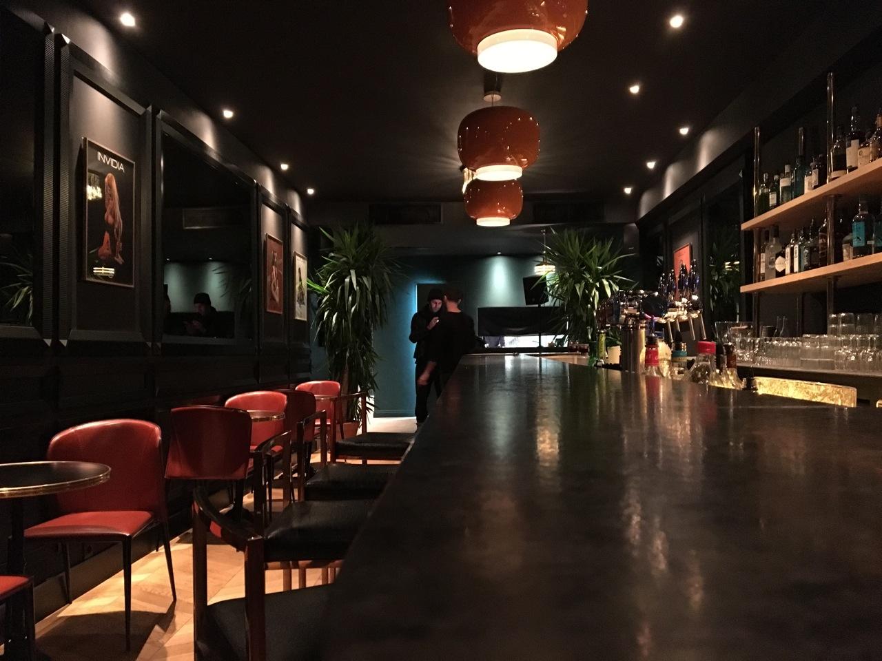 Bar Vieux-Port Marseille