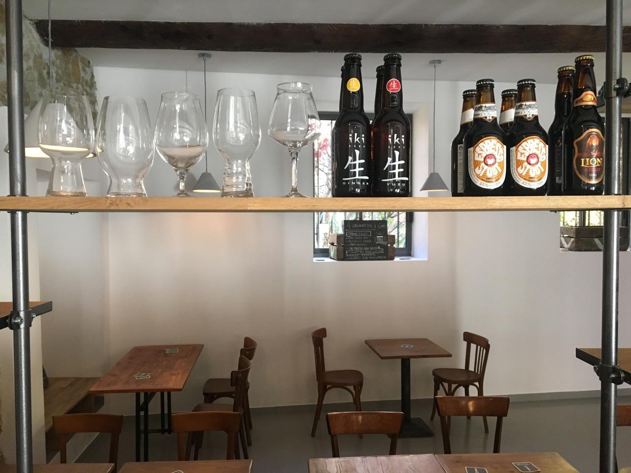 Cave à bières Marseille