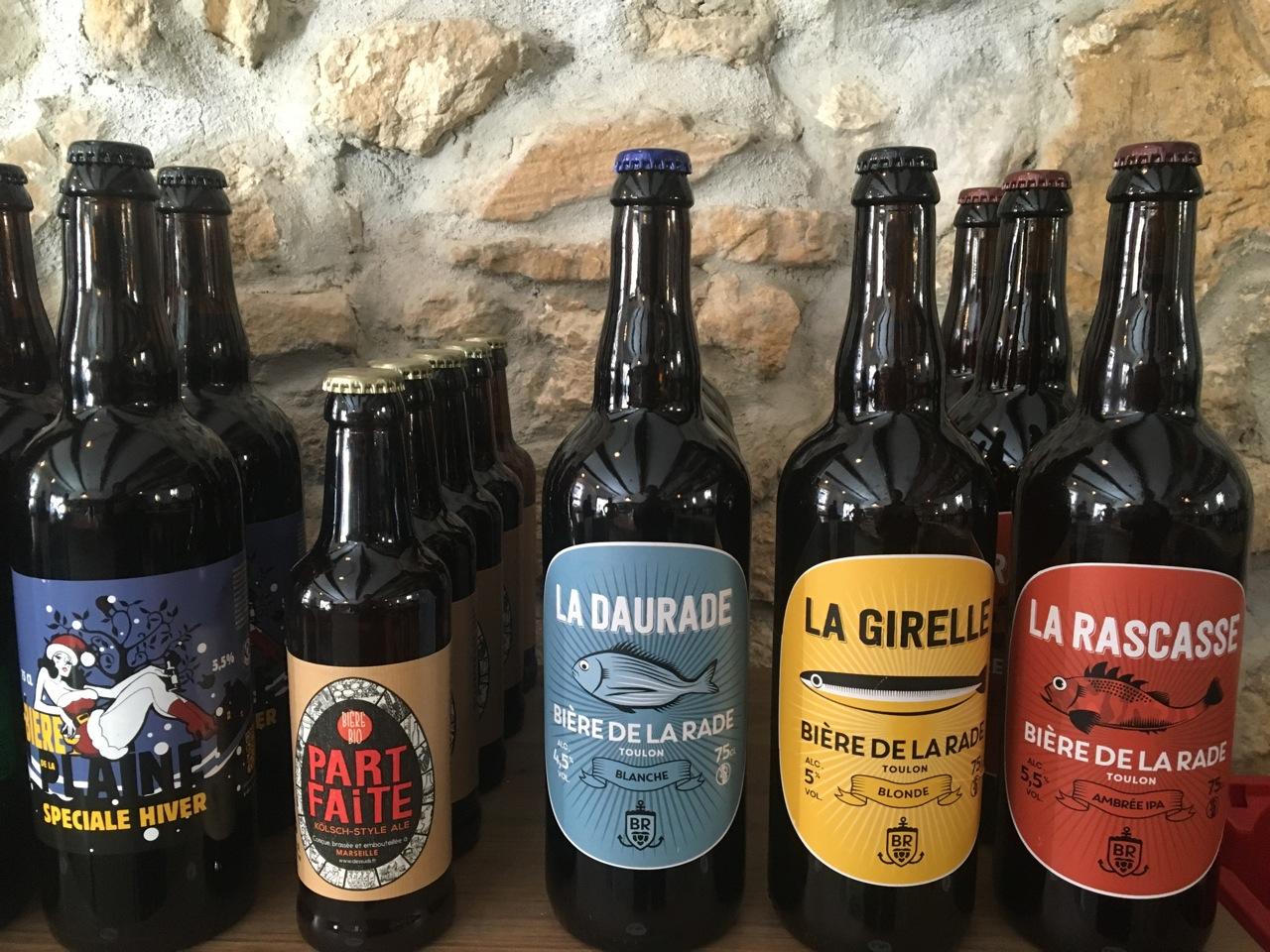 Cave et bar à bières Marseille