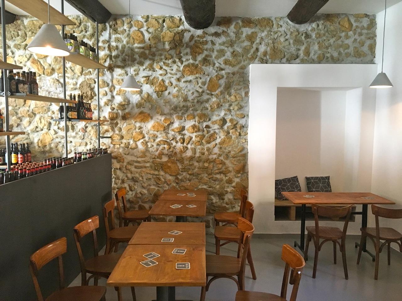 Cave à vin et bar à bières Marseille