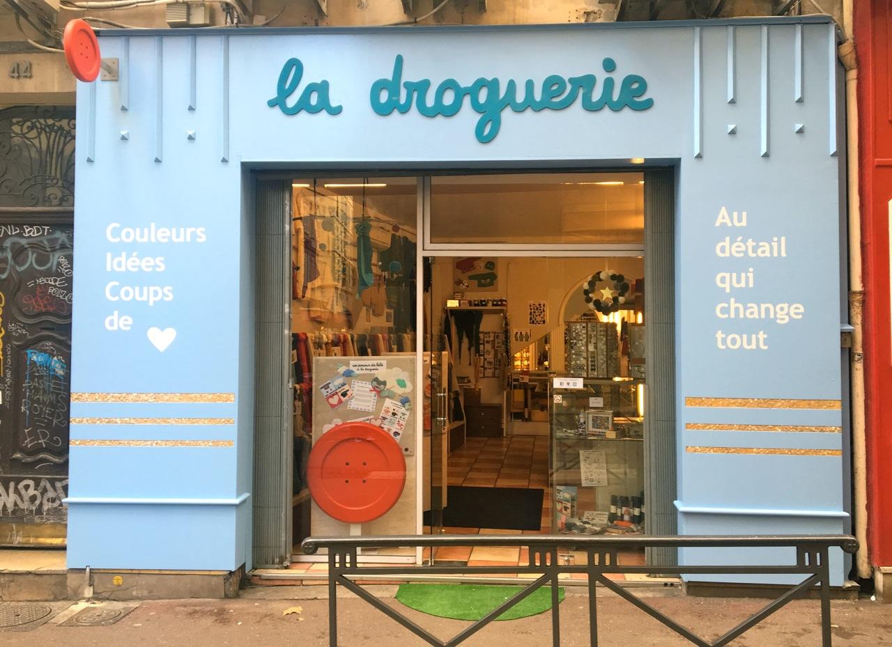 Mercerie Marseille