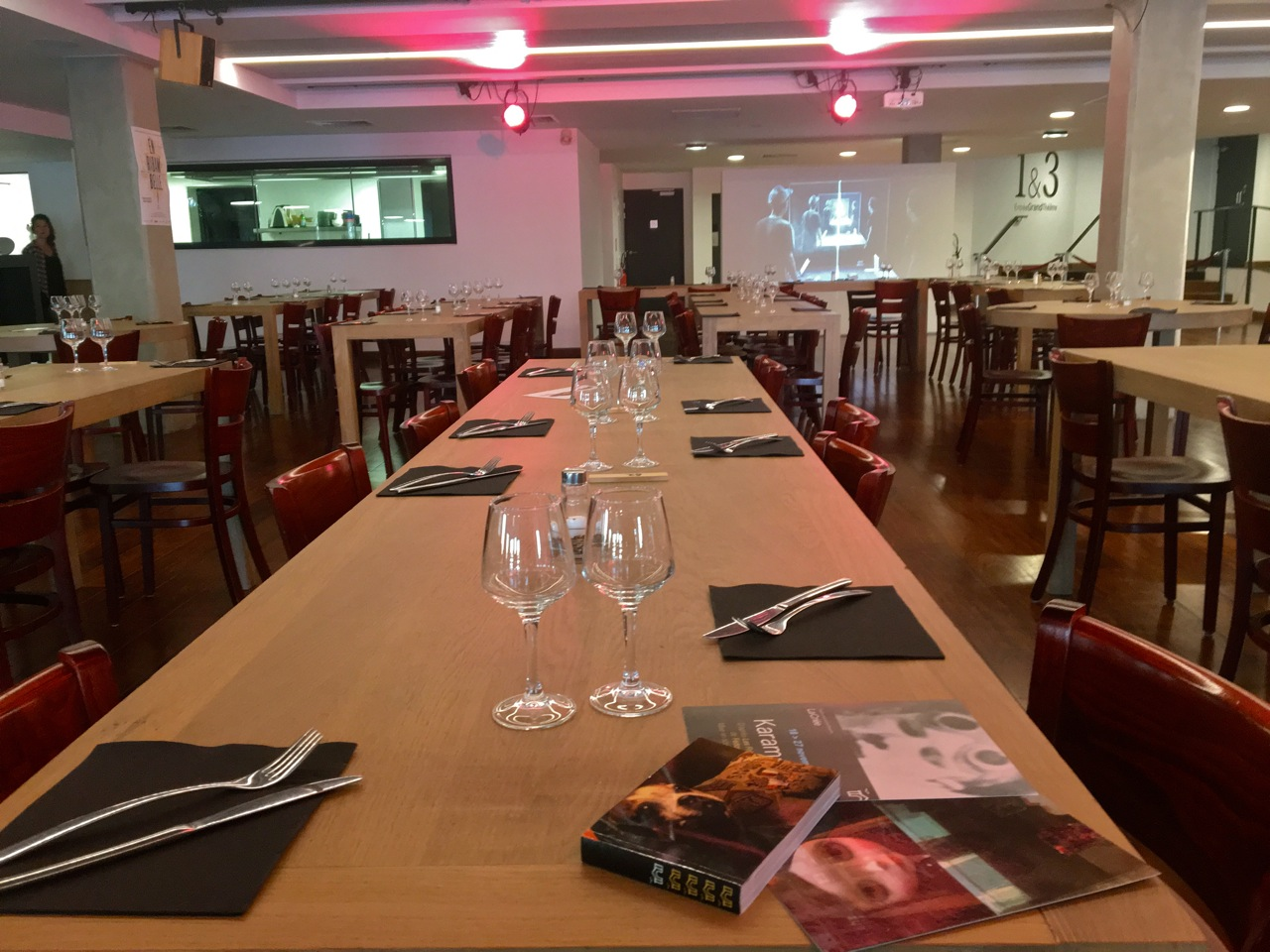 Restaurant vieux port les grandes tables de la cri e - Restaurant vieux port marseille routard ...