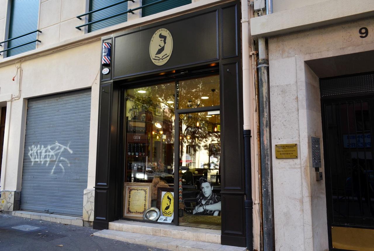 Barbier Marseille