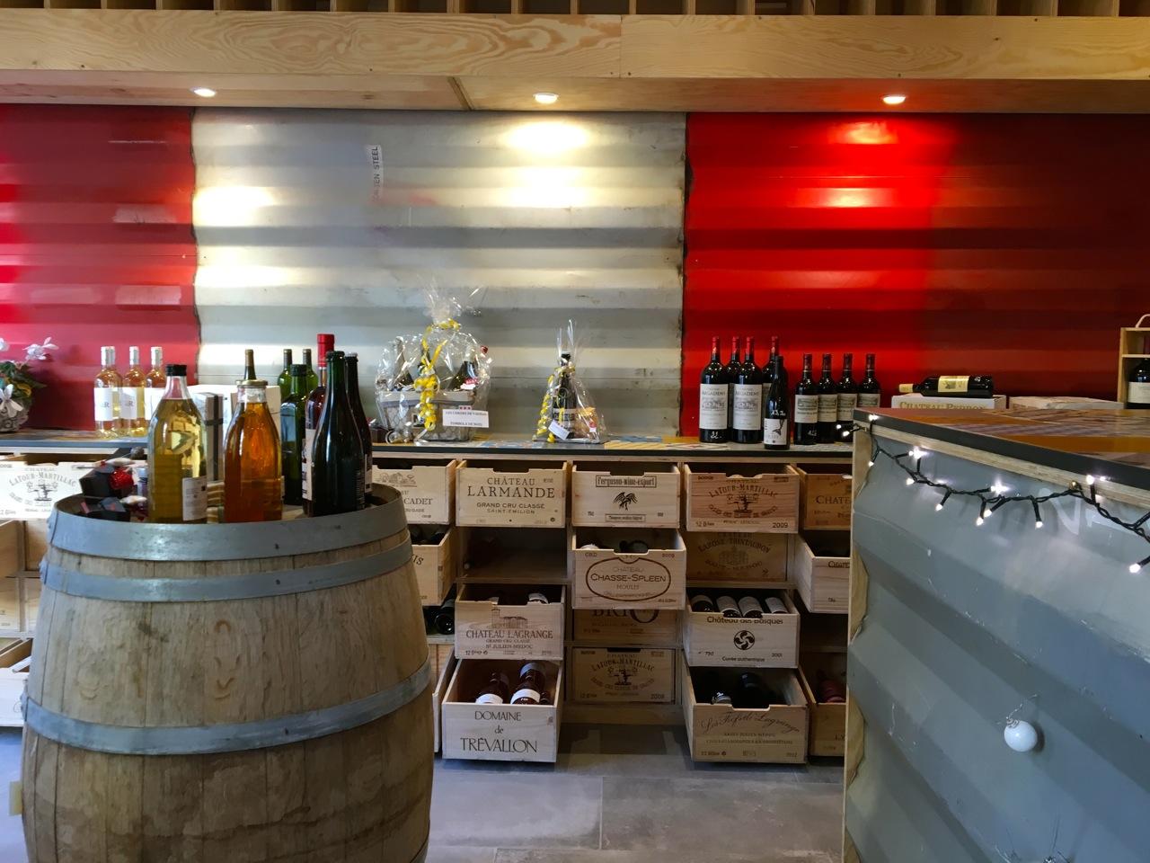 Cave à vins Marseille