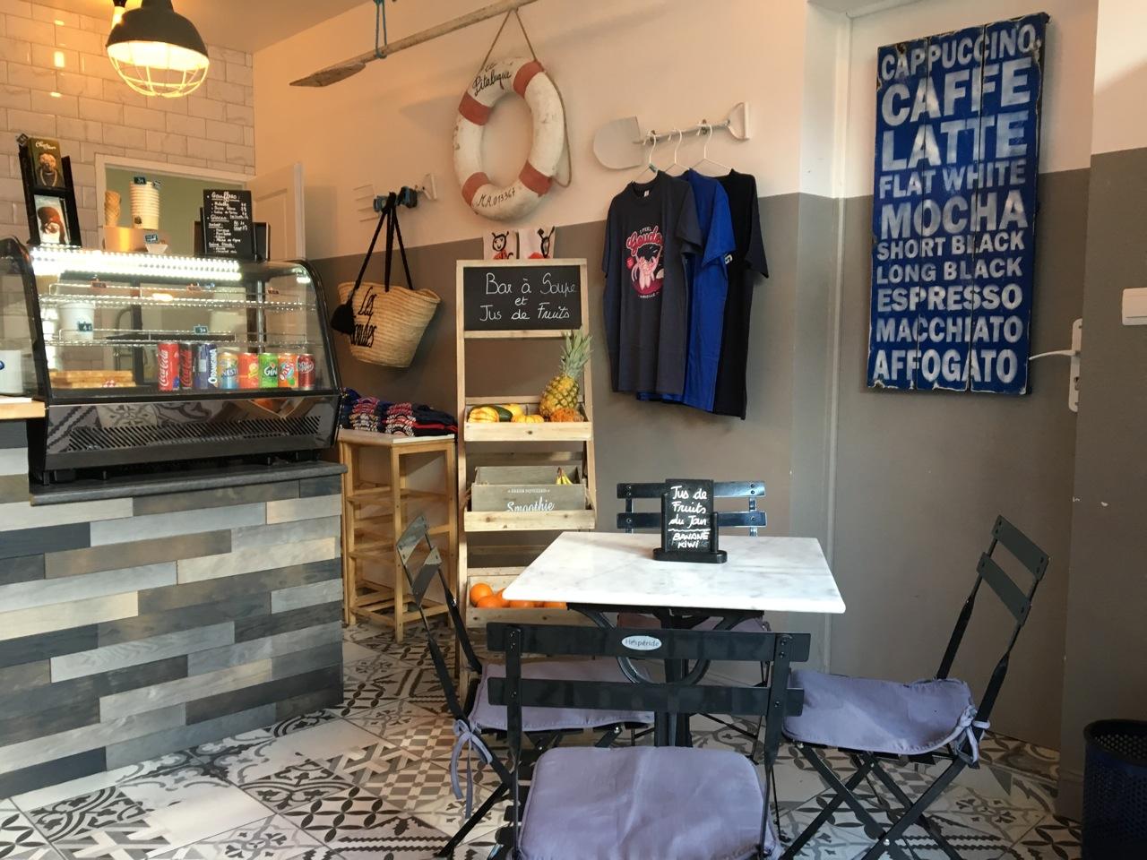 Café les Goudes